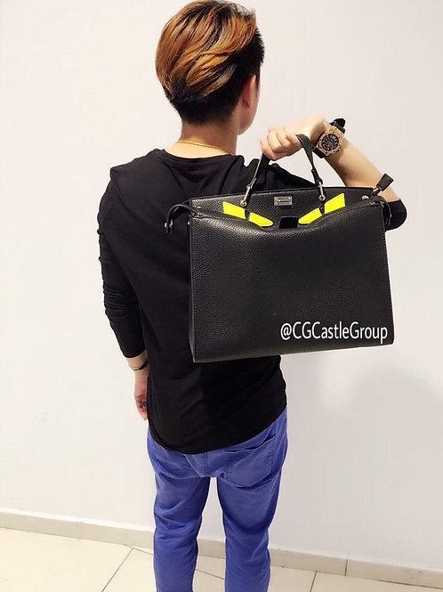 CG Hidden Monster Eye Bag