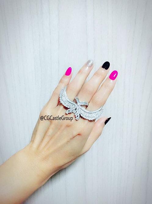 CG Oversize Wing Ring
