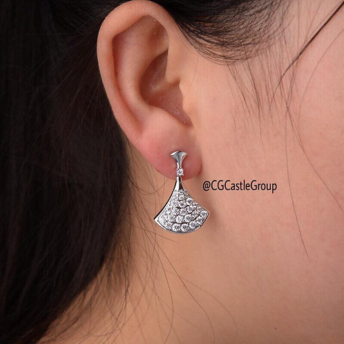 CG Fan Earring