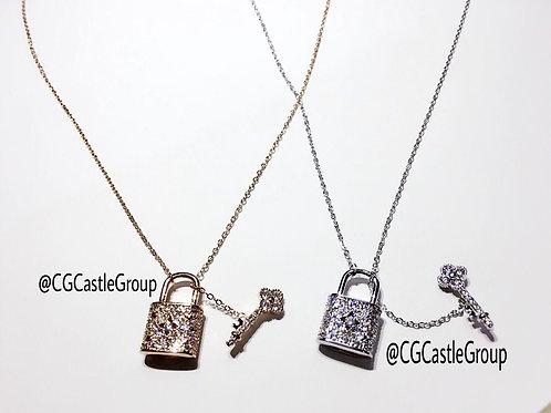 CG ❤️Lock ❤️ Necklace