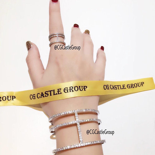 CG 王 Wang Crystal Bangle