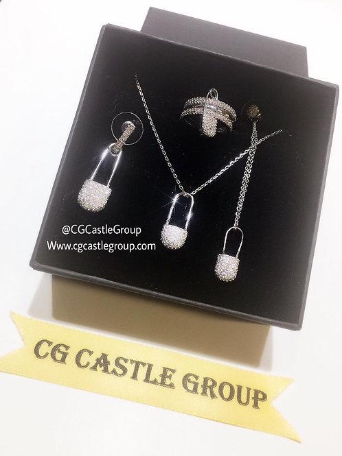 CG Safety Pin Gift Set