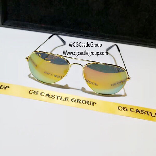 CG Kid Aviator Gold Frame/Gold Lens