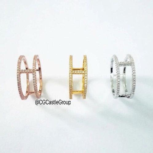 CG I Crystal Ring