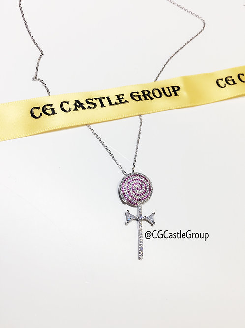 CG Lolipop Necklace