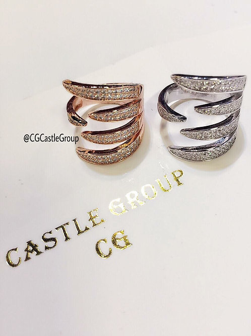 CG Claws Ring