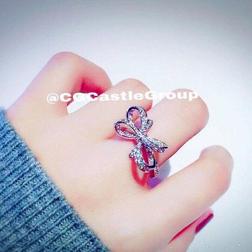 CG Elegant Ribbon Ring