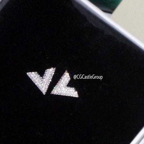 CG V Earring
