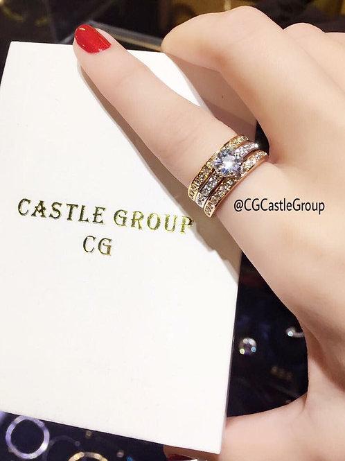 CG Triple Color Ring