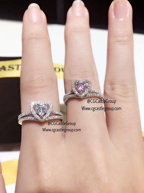 CASTLE 2in1 Love ❤️ Ring