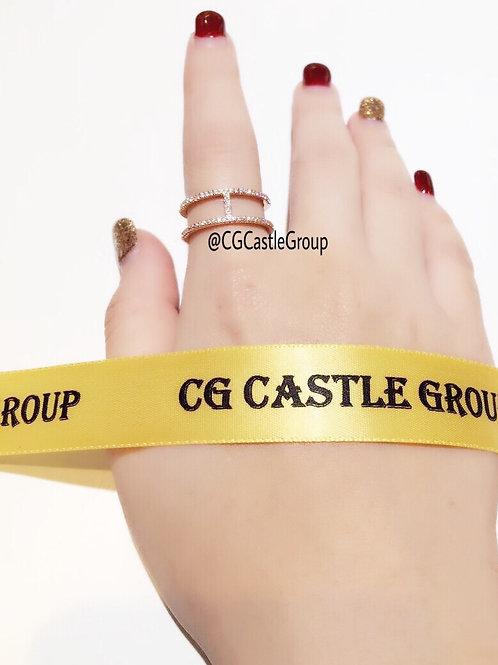 CG I Ring Rosegold