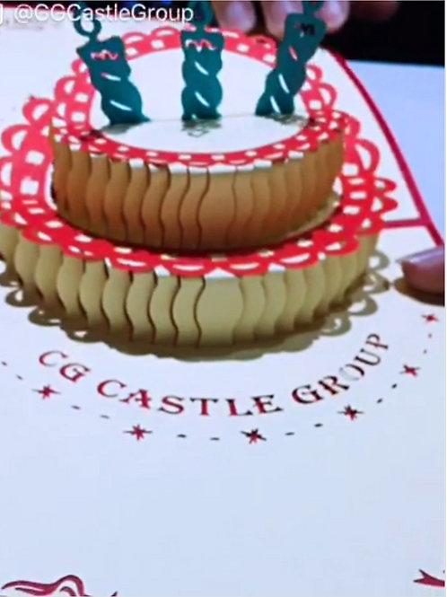 CG Spinning Watch Gift Set