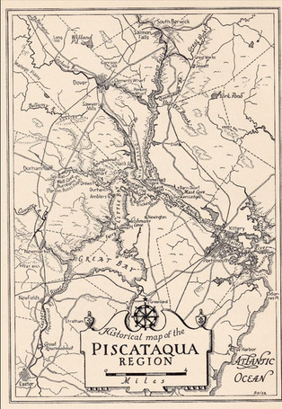 Paradise on the Piscataqua: An Earlier View of Durham, Portsmouth and Environs