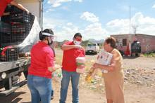 Continuan actividades del centro de acopio Fundación Grupo Bafar