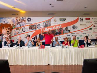 """Con gran éxito  finaliza el séptimo torneo de golf y dominó Úne·T """"Por mejores mexicanos"""""""