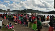 Continuamos entregando despensas en las comunidades más lejanas de la Sierra Tarahumara.