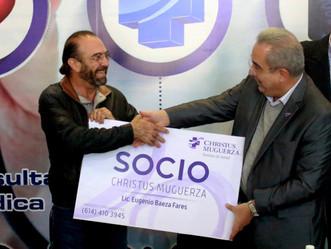 Fundación Grupo Bafar y Grupo Christus Muguerza, firman convenio en beneficio de 13 mil empleados de