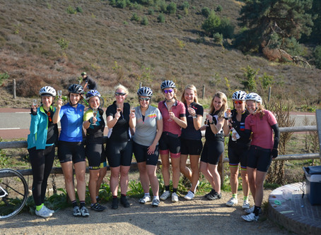 MHC Ladie Ride 2018 was top!