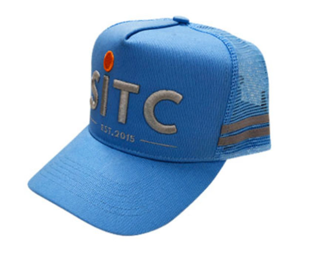 Sky blue Trucker Cap