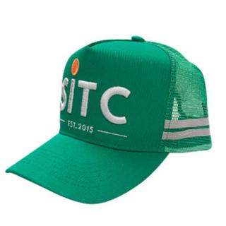 John Deere Green Trucker Cap