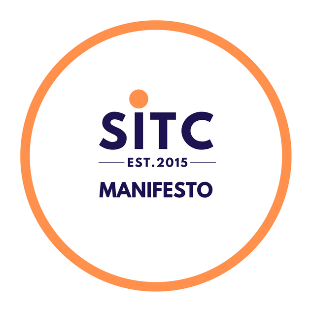 MANIFESTO MANIFESTOManifesto_ (noun) - a