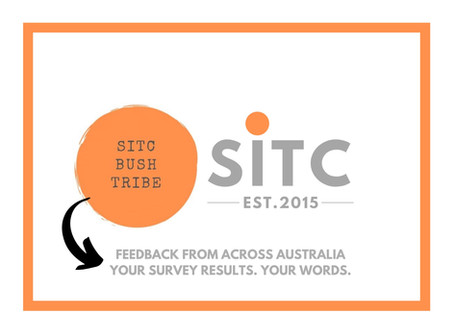 180 rural Australians share their thoughts about why SITC is important for them. It is epic...