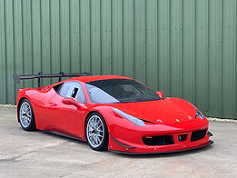 Ferrari 458 Challenge For Sale