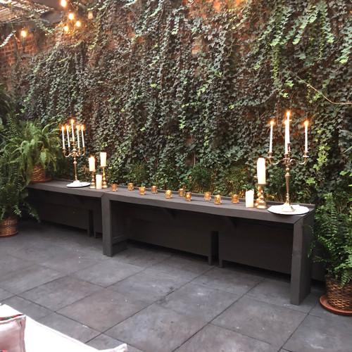 Intimate Ceremony & Dinner - Garden - 20