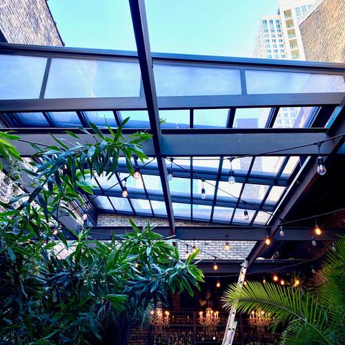Celeste Garden 2020 - Retractable Roof 2
