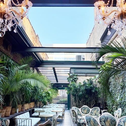 Rooftop Garden 2021