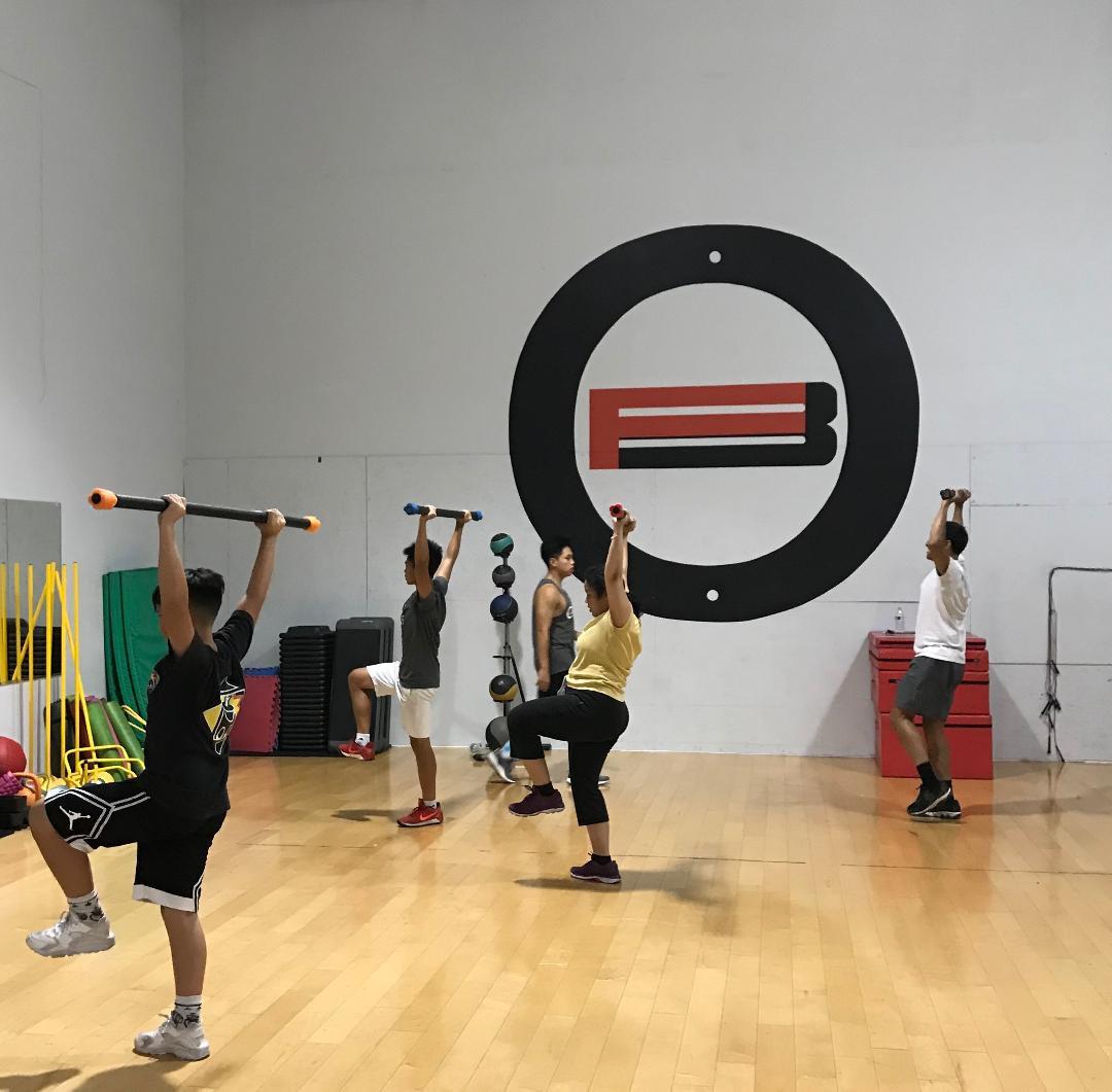 General Fitness--> Night Classes