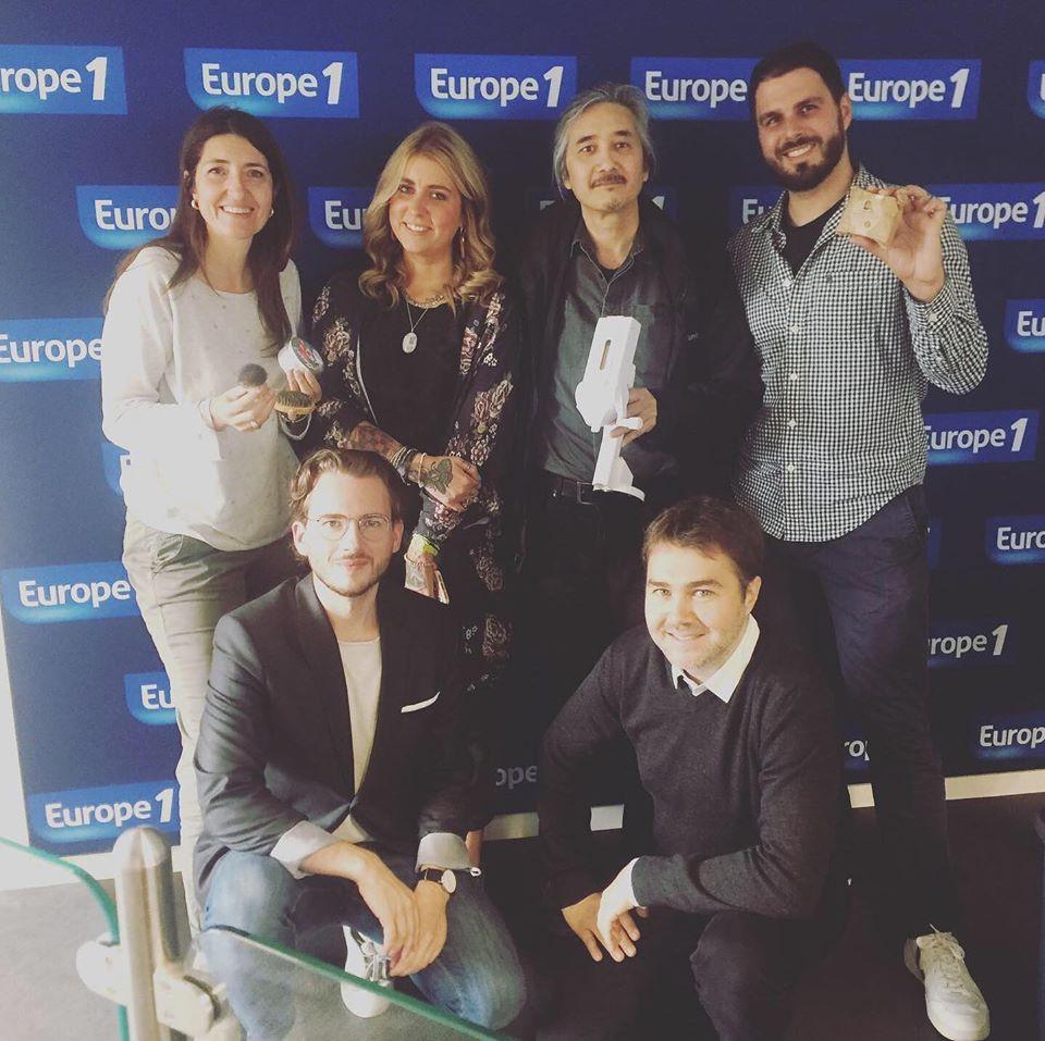 Chez Europe 1