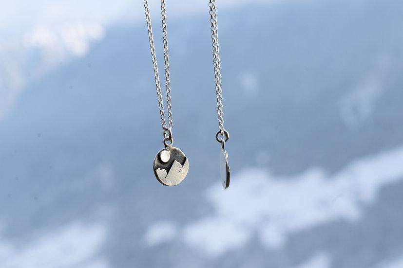 Berglandschaft Halskette 1