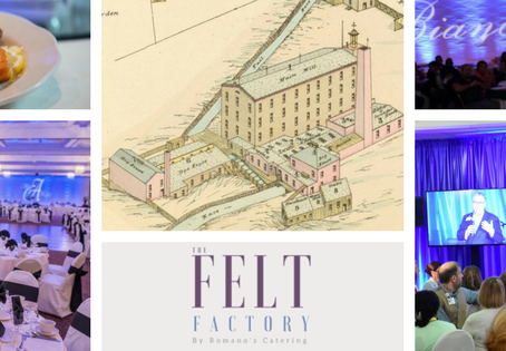 The Felt Factory by Romano's Catering