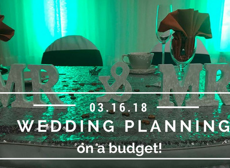 Planning a Large Wedding on a Budget