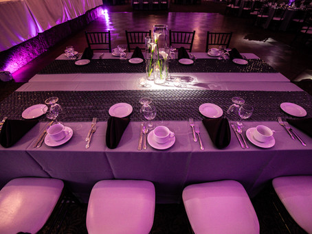 The Seating Style: Unique Set Ups for Your Event