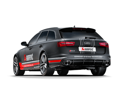 Evolution Line (Titanium) for Audi RS 6 Avant (C7) 2017
