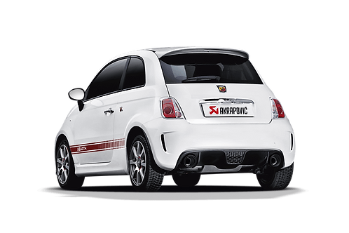 Slip On Line (SS) for Abarth 500/595C