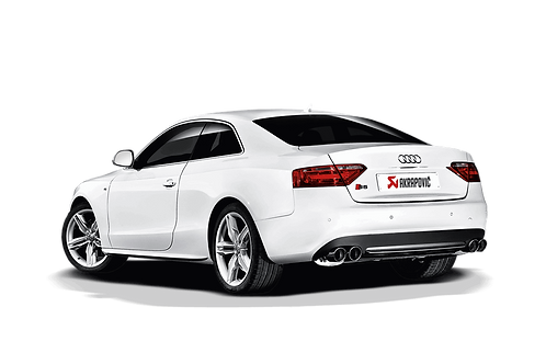 Slip On Line (SS) for Audi S5 Coupé (8T) 2011