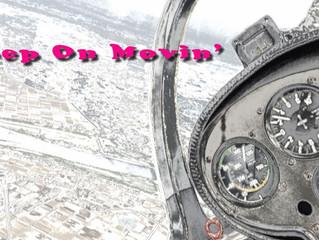 新曲「Keep On Movin'」UPしました。