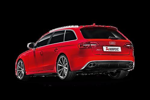 Evolution Line (Titanium) for Audi RS 4 Avant (B8) 2015