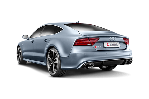 Evolution Line (Titanium) for Audi RS 7 Sportback (C7) 2017
