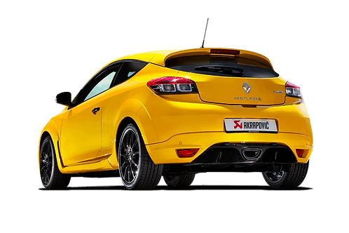 Evolution Line (Titanium) for Renault Mégane Coupé RS