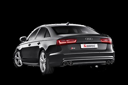 Evolution Line (Titanium) for Audi S6 Avant/Limousine (C7) 2017