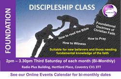 Discipleship (Foundation)