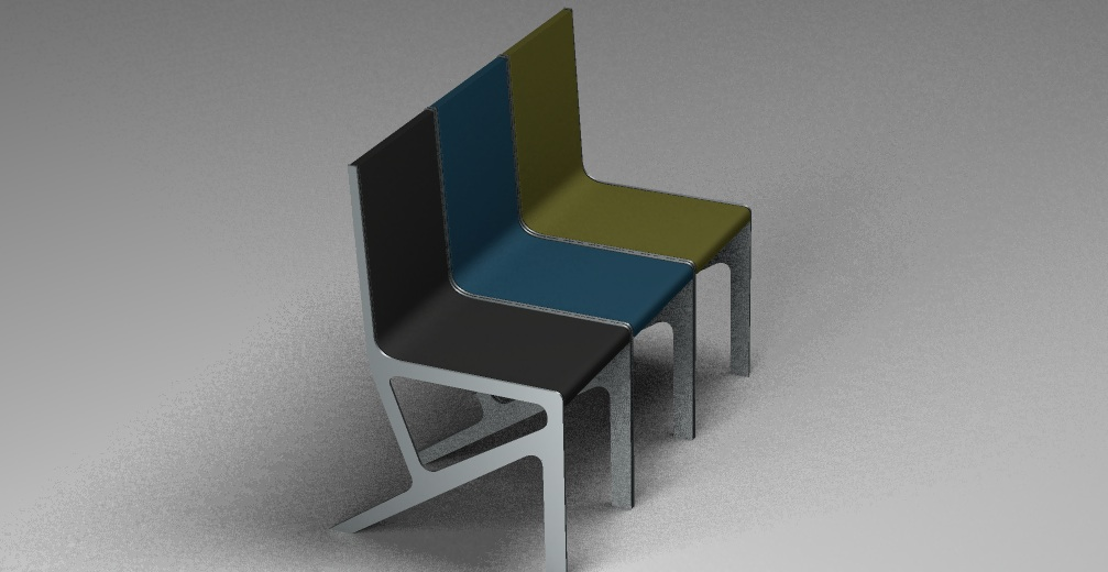 CHAIR ALU1