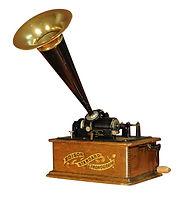 Phonographe Edison Standard