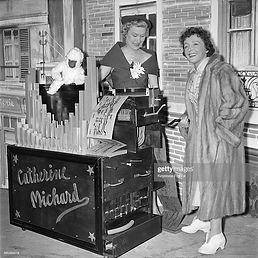 L'orgue d'Edith Piaf