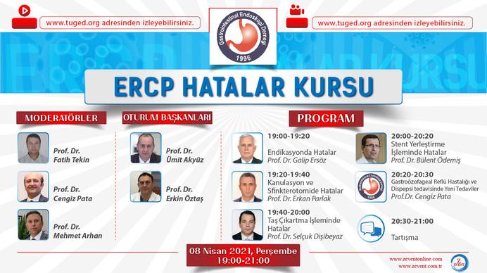 ERCP Hatalar Kursu