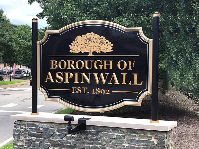 Aspinwall Entrance